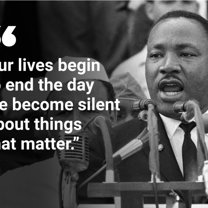 Martin Luther King's Most Inspirational Quotes Speeches GFNTV Interesting Most Inspirational Quotes